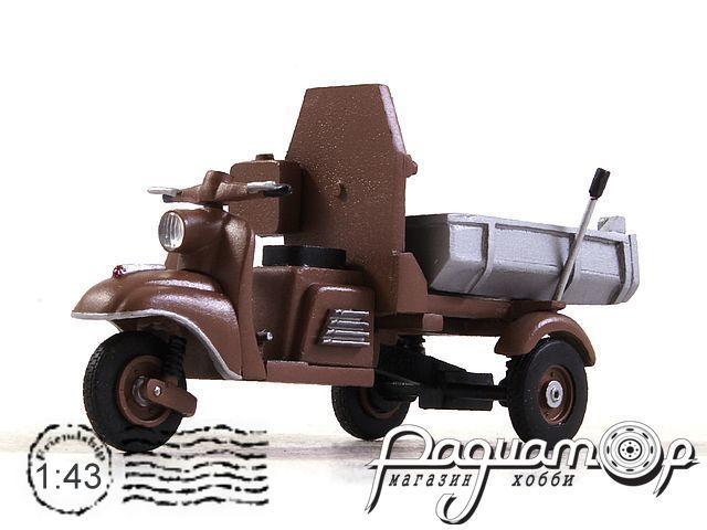 Тула ТГ-200С самосвал (1957) 190308