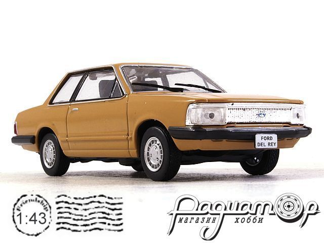 Ford Del Rey Ouro (1982) 915799