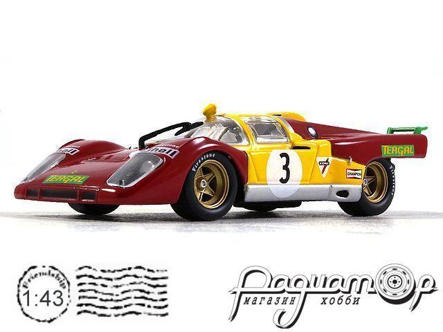 Ferrari 512 M №3 6h Brands Hatch, J.Juncadella / D.Hobbs (1971) ALT305