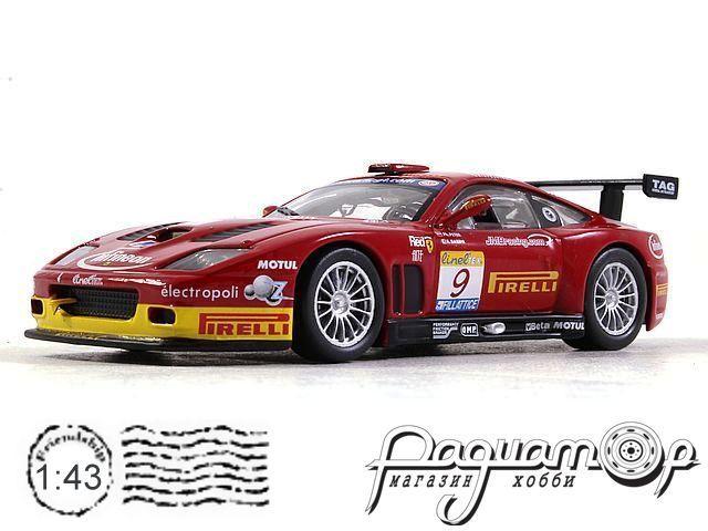 Ferrari 575 GTC №9 Estoril GT FIA, F.Babini / P.Peter (2003) ALT300