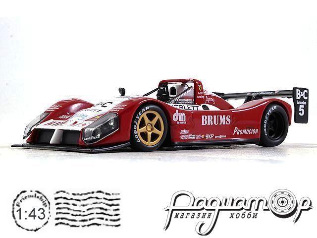 Ferrari F333 №5 SP Magny-Cours SRWC, G.Lavaggi / G.Mazzacane (1999) ALT313