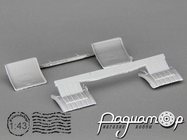 Брызговики СуперМАЗ (2 пары) UM144
