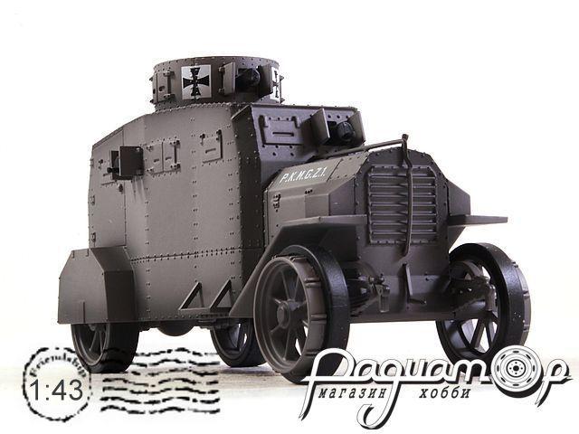 Ehrhardt Strassenpanzerwagen E-V/4 (1914) 915935