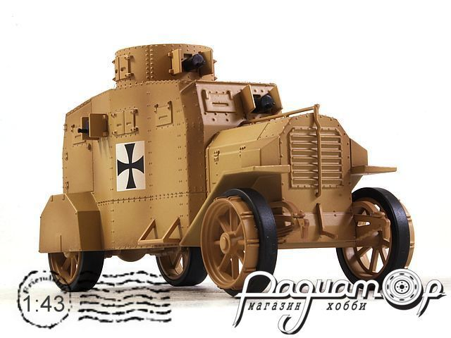 Ehrhardt Strassenpanzerwagen E-V/4 (1914) 915937