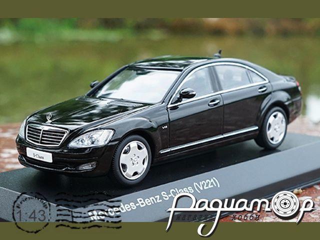 Mercedes-Benz S600 (V221) (2008) 03632BKS