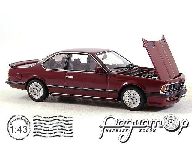 BMW 635 CSi (E24) (1988) 50507