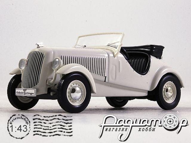 Opel Gelandesportwagen (1934) OP41