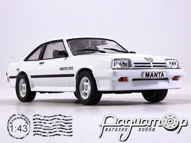 Opel Manta B GT/E (1977) OP11