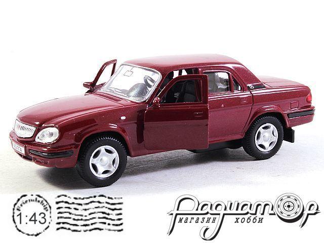 ГАЗ-31105 «Волга» (2004) 4307R