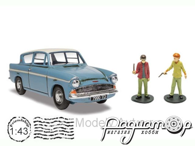 Ford Anglia из к/ф