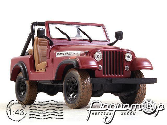 Jeep CJ-7 4х4 из т/с