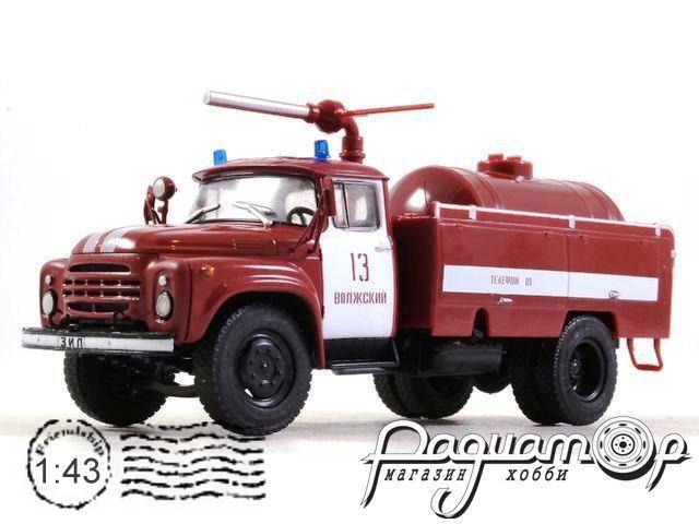 Автолегенды СССР Грузовики №46, АП-3(130)-148А (1976)