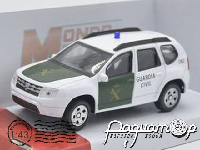 Dacia Duster Guardia Civil (2009) 915967