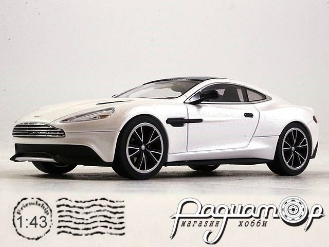 Aston Martin V12 Vanguish (2012) 915973
