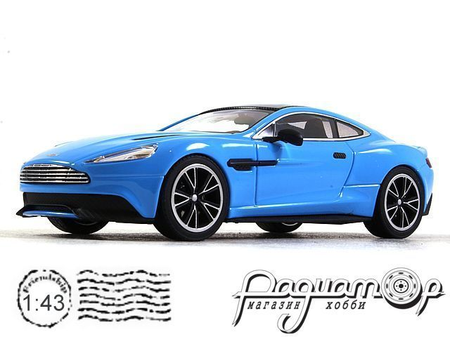 Aston Martin V12 Vanguish (2012) 915974