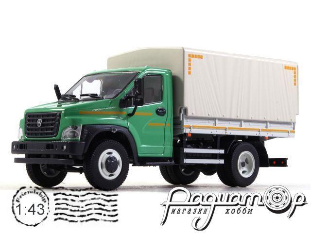 ГАЗон NEXT (C41R11) короткая база (2014) H232-1