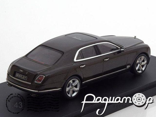 Bentley Mulsanne Speed (2014) BL1283