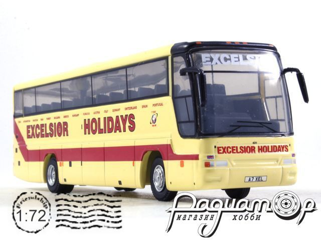 Plaxton Excalibur Excelsior Holidays (2000) 4642111