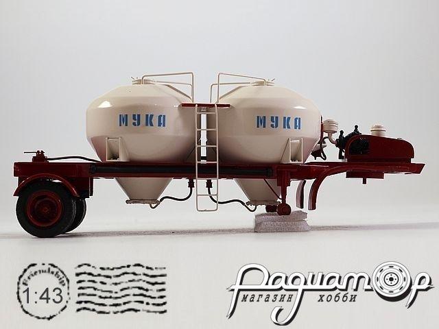 Полуприцеп-муковоз ПМЗ-К-1040 (1965) NIK190320