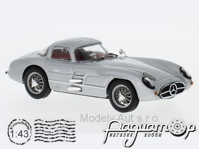 Mercedes-Benz 300SLR Coupe (W196S) Uhlenhaut (1955) CLC284
