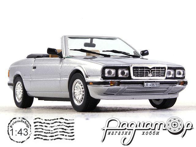 Maserati Bitururbo Spyder (1985) CLC059 (TI)