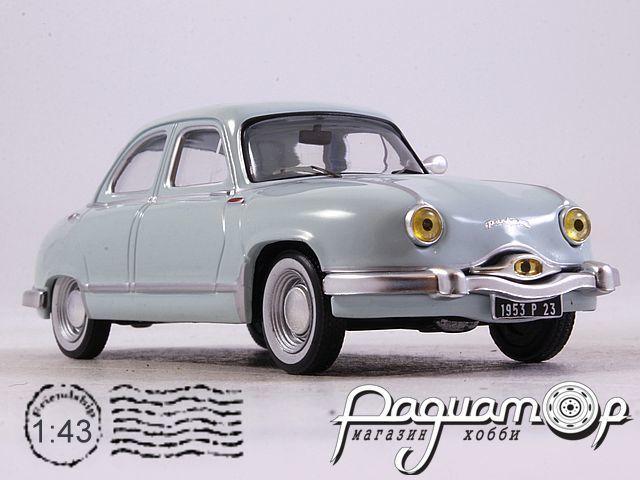 Panhard Dyna Z (1953) CLC101 (TI)