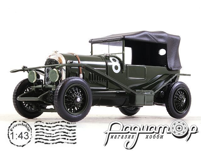 Bentley 3L №8 Le Mans Winner (1924) LM1924 (TI)