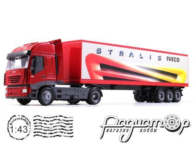 Iveco Stralis с полуприцепом (2002) 15613