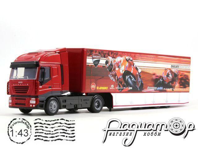 Iveco Stralis Ducati с полуприцепом (2002) 15743