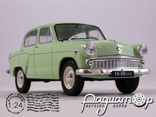 Легендарные советские автомобили №31, Москвич-403 (1962)