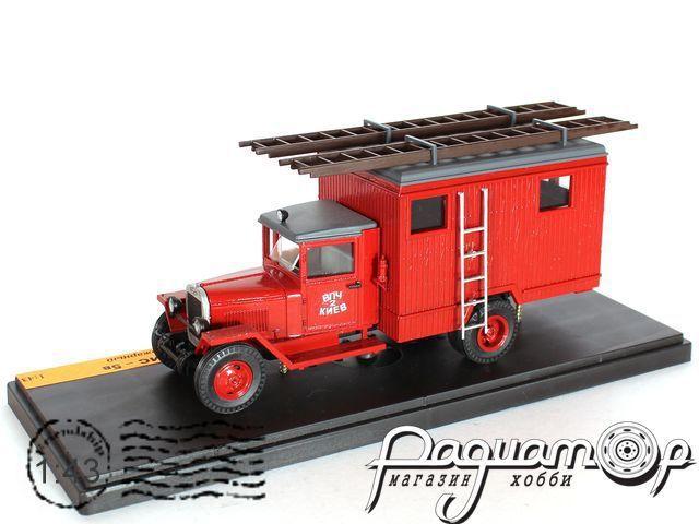ЗИС-5В пожарный (1945) 43346