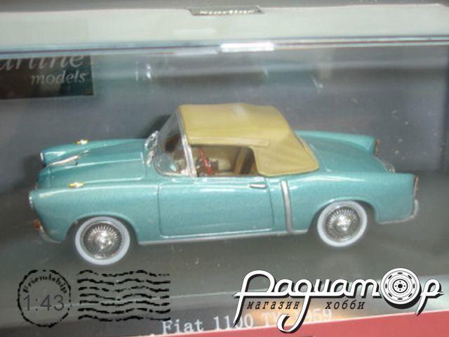 Fiat 1100 TV (1959) 526043 (TI)