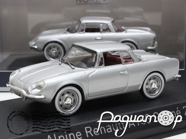Alpine Renault A108 Coupe 2+2 (1958)