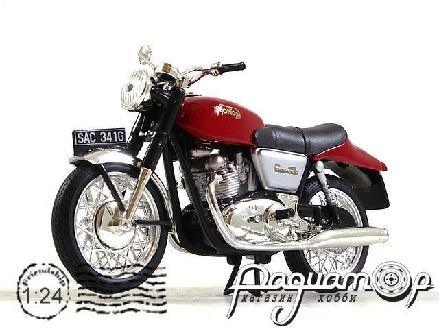 Norton Commando 750 (1969) 4658103