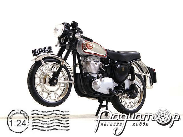 BSA Gold Star DBD34 (1960) 4658104