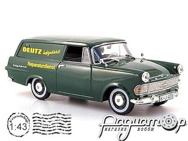 Opel Rekord P2 Caravan (1960) 530415MH