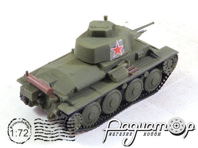 Танки Мира Коллекция Спецвыпуск №8, PzKpfw 38(t) Ausf.F трофейный (1941)