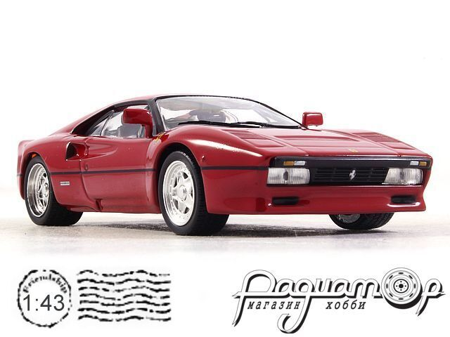 Коллекция Феррари №21 Ferrari 288 GTO (1984)
