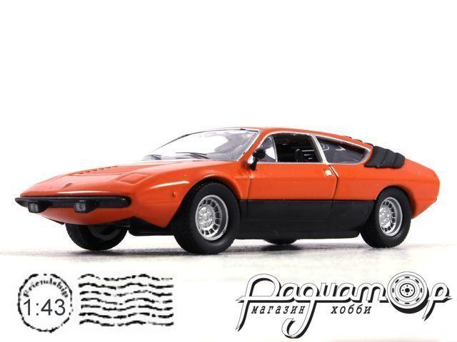 Суперкары №38, Lamborghini Urraco (1973)