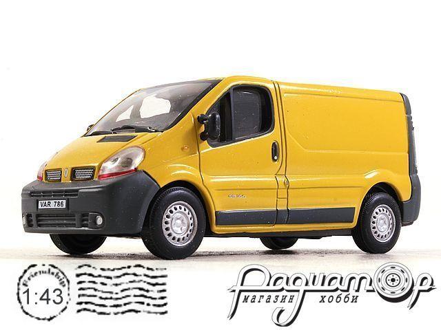 Renault Trafic фургон (2001) Cararama (TI)