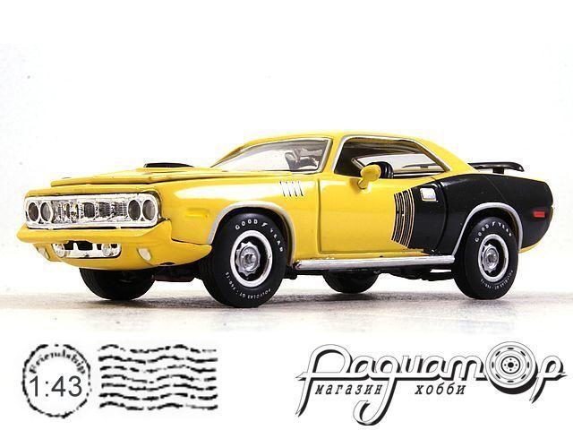 Plymouth Hemi Cuda (1971) 32246 (TI)