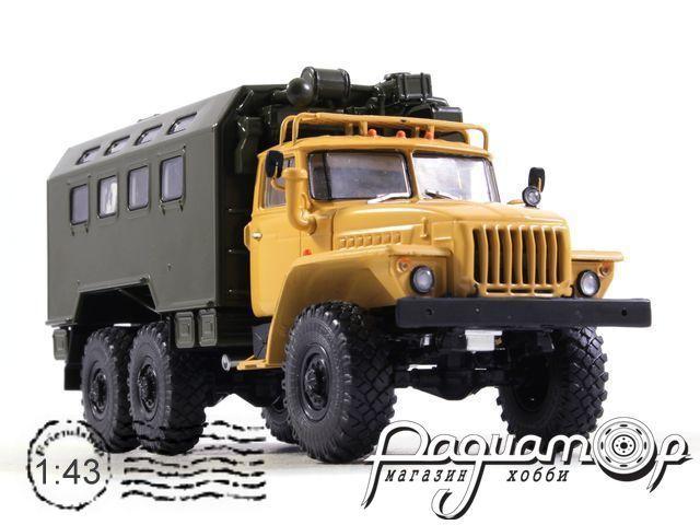 УРАЛ-4320 кунг (1977) 101418-2