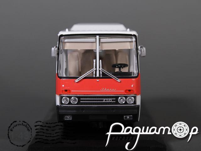 Ikarus-250.58 (1980) 04008 (первый выпуск)