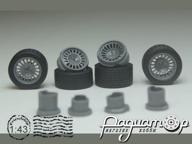 Комплект колес №03 KD003