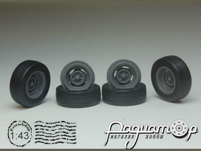 Комплект колес №05 KD005
