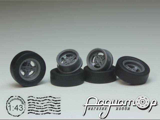 Комплект колес №10 KD010