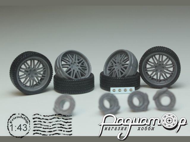 Комплект колес №12 (BBS) KD012