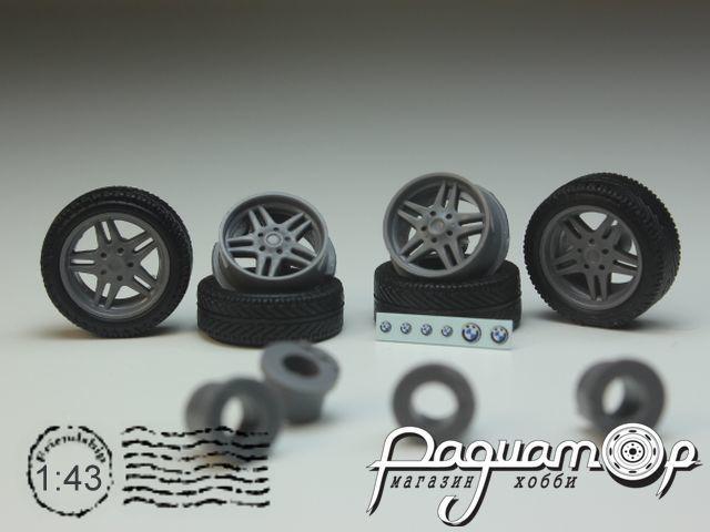 Комплект колес №18 (BMW) KD018
