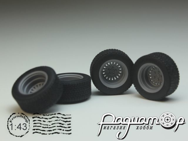 Комплект колес №19 KD019
