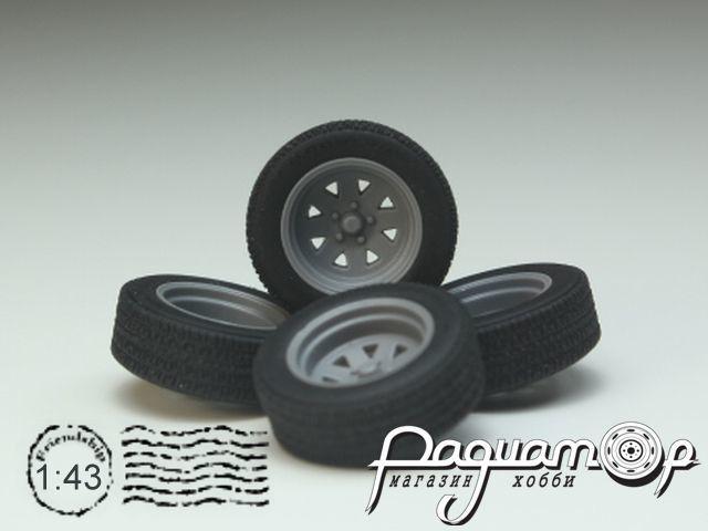 Комплект колес №20 KD020